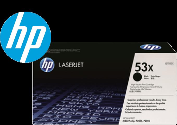 Консумативи за HP » Оригинални тонер касети и тонери за лазерни принтери