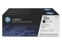 Оригинални тонер касети и тонери за лазерни принтери » Тонер HP 12A за 1010/1020/3000 2-pack (2x2K)