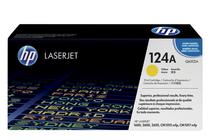 Оригинални тонер касети и тонери за цветни лазерни принтери » Тонер HP 124A за 1600/2600, Yellow (2K)