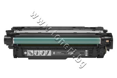 CF320A Тонер HP 652A за M651/M680, Black (11.5K)