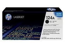 Оригинални тонер касети и тонери за цветни лазерни принтери » Тонер HP 124A за 1600/2600, Black (2.5K)