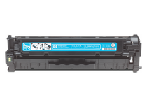 Оригинални тонер касети и тонери за цветни лазерни принтери » Тонер HP 304A за CP2025/CM2320, Cyan (2.8K)