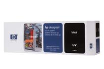 Оригинални мастила и глави за широкоформатни принтери » Комплект за DJ CP UV, Black (410 ml)