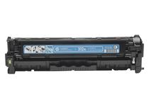 Оригинални тонер касети и тонери за цветни лазерни принтери » Тонер HP 312A за M476, Cyan (2.7K)