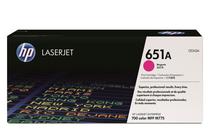 Оригинални тонер касети и тонери за цветни лазерни принтери » Тонер HP 651A за M775, Magenta (16K)