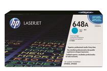 Оригинални тонер касети и тонери за цветни лазерни принтери » Тонер HP 648A за CP4025/CP4525, Cyan (11K)