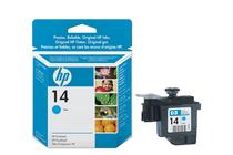 Оригинални мастила и глави за мастиленоструйни принтери » Глава HP 14, Cyan