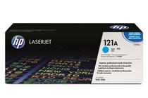 Оригинални тонер касети и тонери за цветни лазерни принтери » Тонер HP 121A за 1500/2500, Cyan (4K)