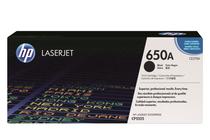 Оригинални тонер касети и тонери за цветни лазерни принтери » Тонер HP 650A за CP5525/M750, Black (13.5K)