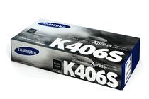 Оригинални тонер касети и тонери за цветни лазерни принтери » Тонер Samsung CLT-K406S за SL-C410/C460, Black (1.5K)