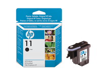 Оригинални мастила и глави за широкоформатни принтери » Глава HP 11, Black