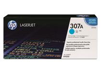 Оригинални тонер касети и тонери за цветни лазерни принтери » Тонер HP 307A за CP5225, Cyan (7.3K)