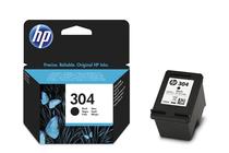Оригинални мастила и глави за мастиленоструйни принтери » Касета HP 304, Black