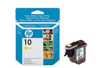 Оригинални мастила и глави за мастиленоструйни принтери » Глава HP 10, Yellow