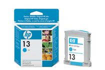 Оригинални мастила и глави за мастиленоструйни принтери » Мастило HP 13, Cyan