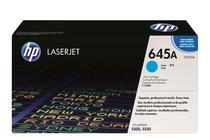 Оригинални тонер касети и тонери за цветни лазерни принтери » Тонер HP 645A за 5500/5550, Cyan (12K)