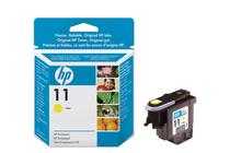 Оригинални мастила и глави за мастиленоструйни принтери » Глава HP 11, Yellow