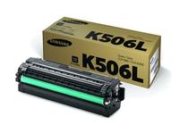 Оригинални тонер касети и тонери за цветни лазерни принтери » Тонер Samsung CLT-K506L за CLP-680/CLX-6260, Black (6K)