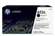 Оригинални тонер касети и тонери за цветни лазерни принтери » Тонер HP 653X за M680, Black (21K)