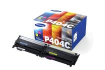 Оригинални тонер касети и тонери за цветни лазерни принтери » Тонер Samsung CLT-P404C за SL-C430/C480 4-pack, 4 цвята (4.5K)