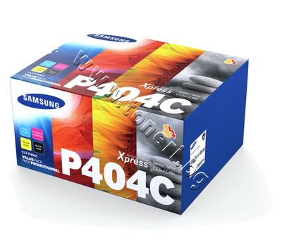 SU365A Тонер Samsung CLT-P404C за SL-C430/C480 4-pack, 4 цвята (4.5K)