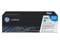 Оригинални тонер касети и тонери за цветни лазерни принтери » Тонер HP 125A за CP1215/CM1312, Cyan (1.4K)