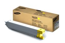 Оригинални тонер касети и тонери за цветни лазерни принтери » Тонер Samsung CLT-Y659S за CLX-8640/8650, Yellow (20K)