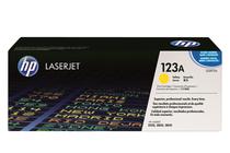 Оригинални тонер касети и тонери за цветни лазерни принтери » Тонер HP 123A за 2550/2800, Yellow (2K)