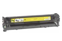 Оригинални тонер касети и тонери за цветни лазерни принтери » Тонер HP 125A за CP1215/CM1312, Yellow (1.4K)