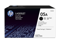 Оригинални тонер касети и тонери за лазерни принтери » Тонер HP 05A за P2035/P2055 2-pack (2x2.3K)