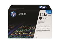 Оригинални тонер касети и тонери за цветни лазерни принтери » Тонер HP 643A за 4700, Black (11K)