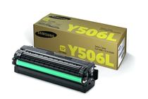 Оригинални тонер касети и тонери за цветни лазерни принтери » Тонер Samsung CLT-Y506L за CLP-680/CLX-6260, Yellow (3.5K)