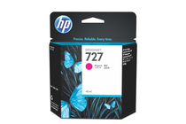 Оригинални мастила и глави за широкоформатни принтери » Мастило HP 727, Magenta (40 ml)