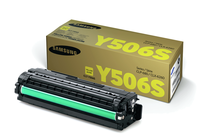 Оригинални тонер касети и тонери за цветни лазерни принтери » Тонер Samsung CLT-Y506S за CLP-680/CLX-6260, Yellow (1.5K)