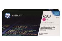 Оригинални тонер касети и тонери за цветни лазерни принтери » Тонер HP 650A за CP5525/M750, Magenta (15K)