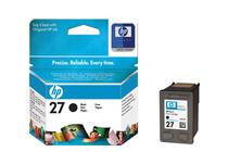Оригинални мастила и глави за мастиленоструйни принтери » Касета HP 27, Black