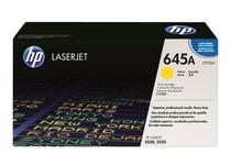 Оригинални тонер касети и тонери за цветни лазерни принтери » Тонер HP 645A за 5500/5550, Yellow (12K)