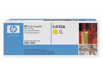 Оригинални тонер касети и тонери за цветни лазерни принтери » Тонер HP за 8500/8550, Yellow (8.5K)