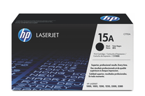 Оригинални тонер касети и тонери за лазерни принтери » Тонер HP 15A за 1000/1200/3300 (2.5K)