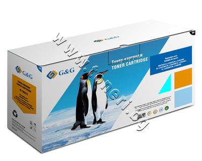 NTCH261C G&G Тонер CE261A HP 648A за CP4025/CP4525, Cyan (11K)