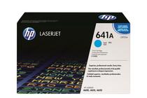 Оригинални тонер касети и тонери за цветни лазерни принтери » Тонер HP 641A за 4600/4650, Cyan (8K)