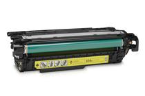 Оригинални тонер касети и тонери за цветни лазерни принтери » Тонер HP 654A за M651, Yellow (15K)