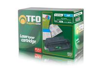 Съвместими тонер касети и тонери за цветни лазерни принтери » TF1 Тонер Q6470A HP 501A за CP3505/3600/3800, Черен (6K)