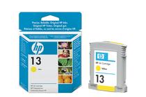Оригинални мастила и глави за мастиленоструйни принтери » Мастило HP 13, Yellow