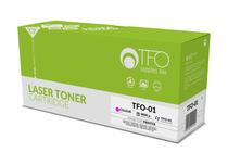 Съвместими тонер касети и тонери за цветни лазерни принтери » TF1 Тонер CF353A HP 130A за M176/M177, Magenta (1K)