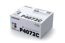 Оригинални тонер касети и тонери за цветни лазерни принтери » Тонер Samsung CLT-P4072C за CLP-320/CLX-3180 4-pack, 4 цвята (4.5K)