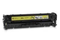 Оригинални тонер касети и тонери за цветни лазерни принтери » Тонер HP 305A за M375/M451/M475, Yellow (2.6K)