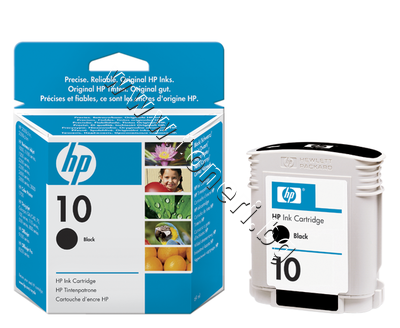 C4844A Мастило HP 10, Black