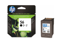 Оригинални мастила и глави за мастиленоструйни принтери » Касета HP 56, Black