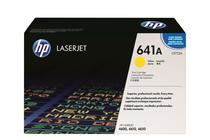Оригинални тонер касети и тонери за цветни лазерни принтери » Тонер HP 641A за 4600/4650, Yellow (8K)